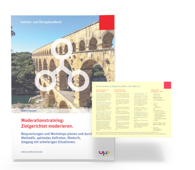 Seminar-Handbuch: Moderationstraining - Moderatorentraining