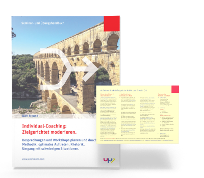 Seminar-Handbuch: Coaching für Moderation und Moderatoren