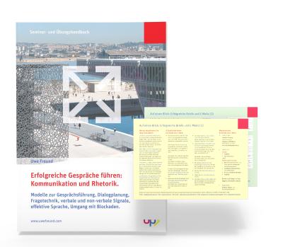 Seminar-Handbuch: Kommunikation und Rhetorik