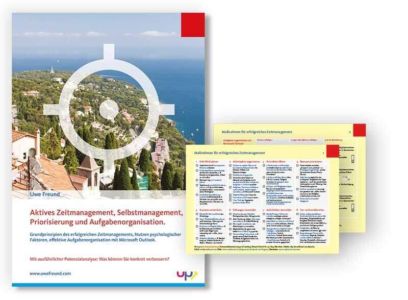 Seminar-Handbuch: Zeitmanagement und Selbstmanagement
